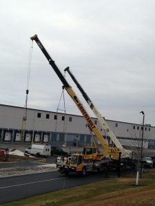 Hohenshilt Cranes