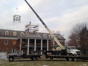 hohenshilt crane at Lehigh