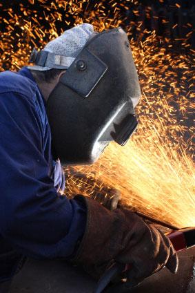 metal welding service